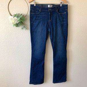 PAIGE Manhattan Jeans Size 32 READ DESCRIPTION